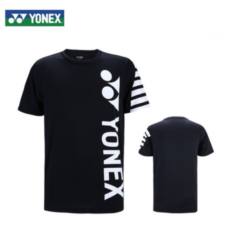 Yonex 115209-BK Big Brand Training T-Shirt