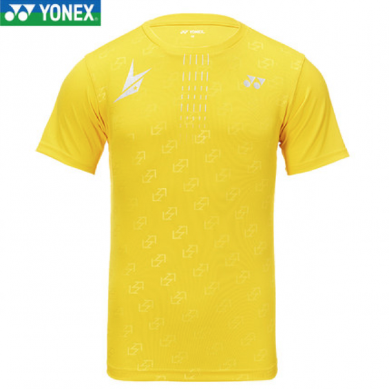 Yonex 16322CR-YL Lin Dan Collection Training T-Shirt