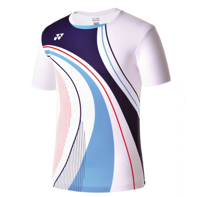 Yonex 10290EX-WH Korea Team World Championship Game Shirt