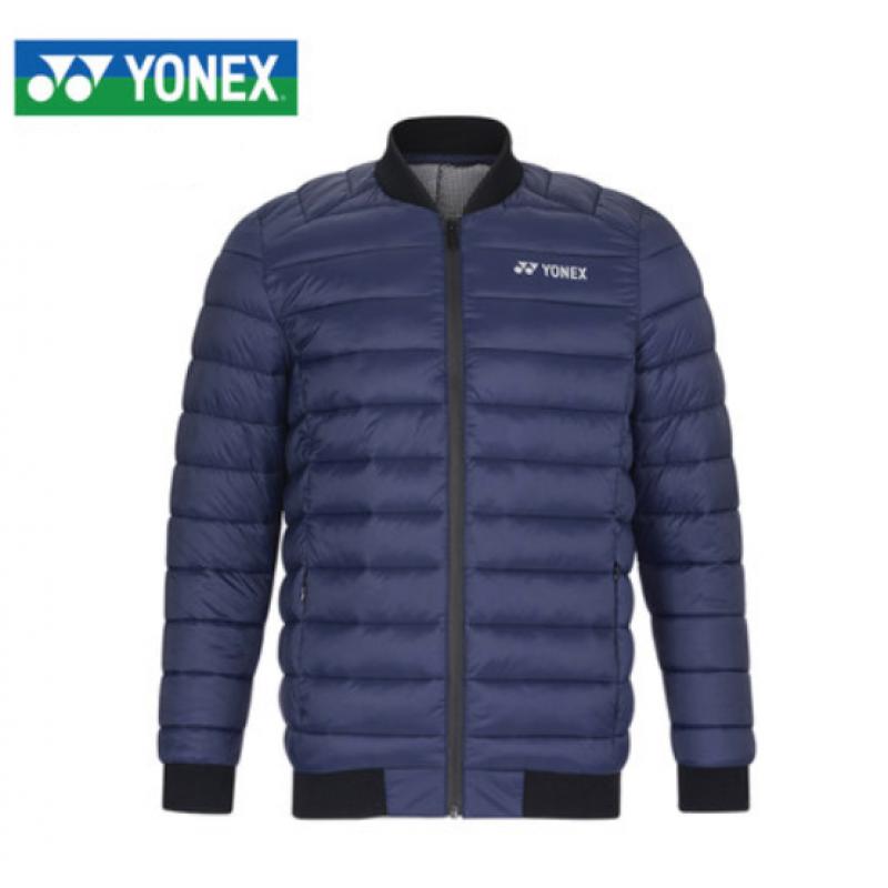 Yonex 190019BCR-NB Men Down Jacket