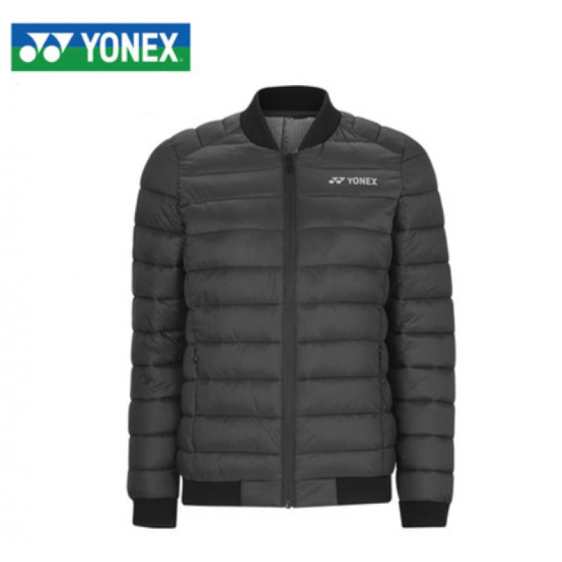 Yonex 290019BCR-BK Ladies Down Jacket