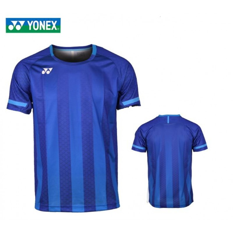 Yonex 10332EX-BL Men Game Shirt