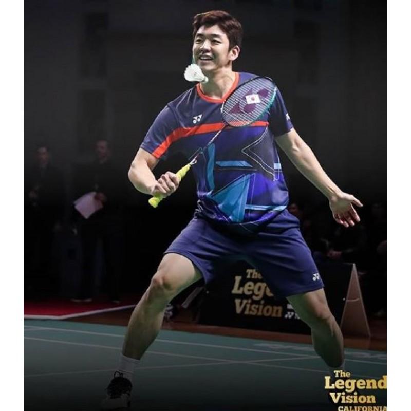 Yonex 10334EX-NB Men Game Shirt