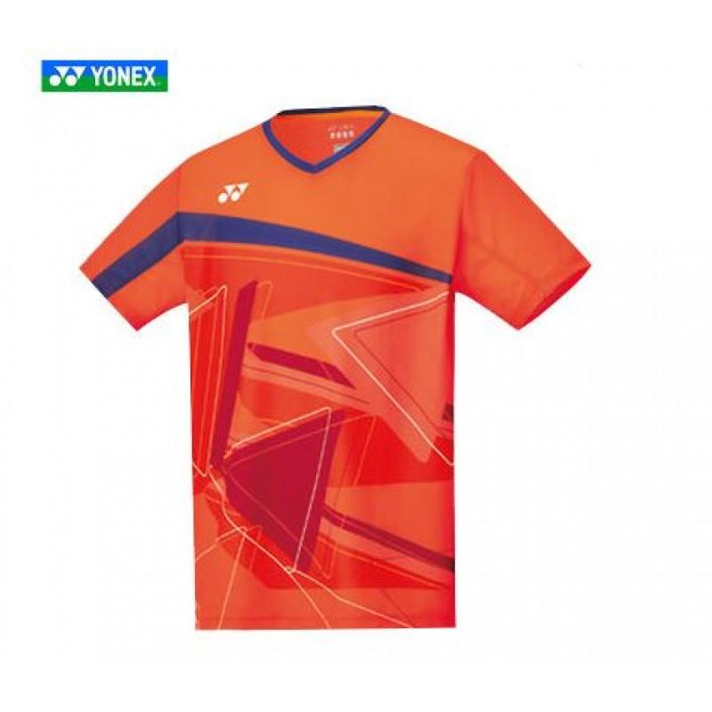 Yonex 10334EX-OR Men Game Shirt