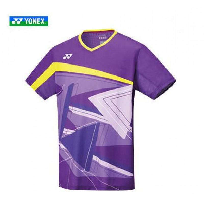 Yonex 10334EX-PR Men Game Shirt