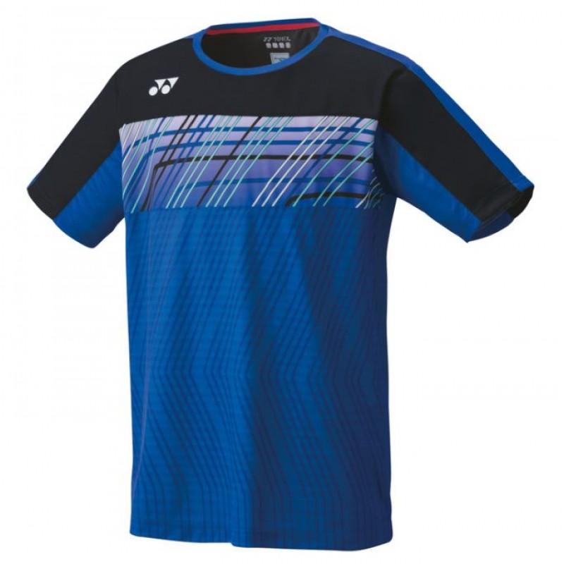 Yonex 10341EX-BL Men Game Shirt
