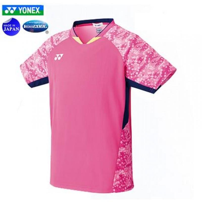 Yonex 10374P Men Game Shirt (Made in Japan)