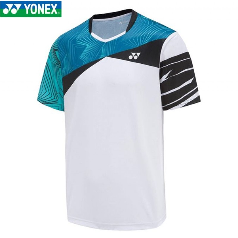 Yonex 110380-WH Men Game Shirt