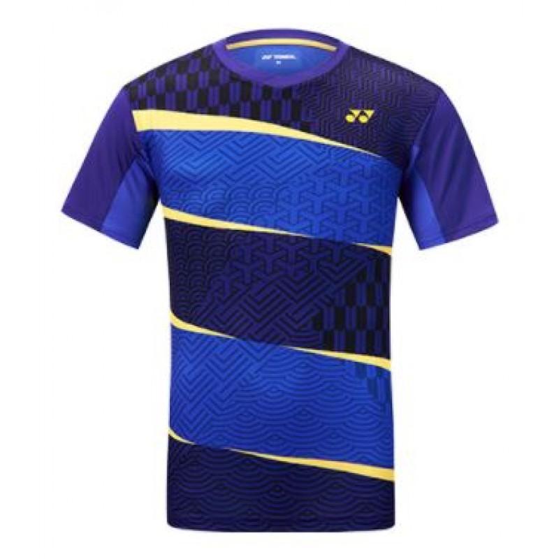 Yonex 110580BL Men Game Shirt