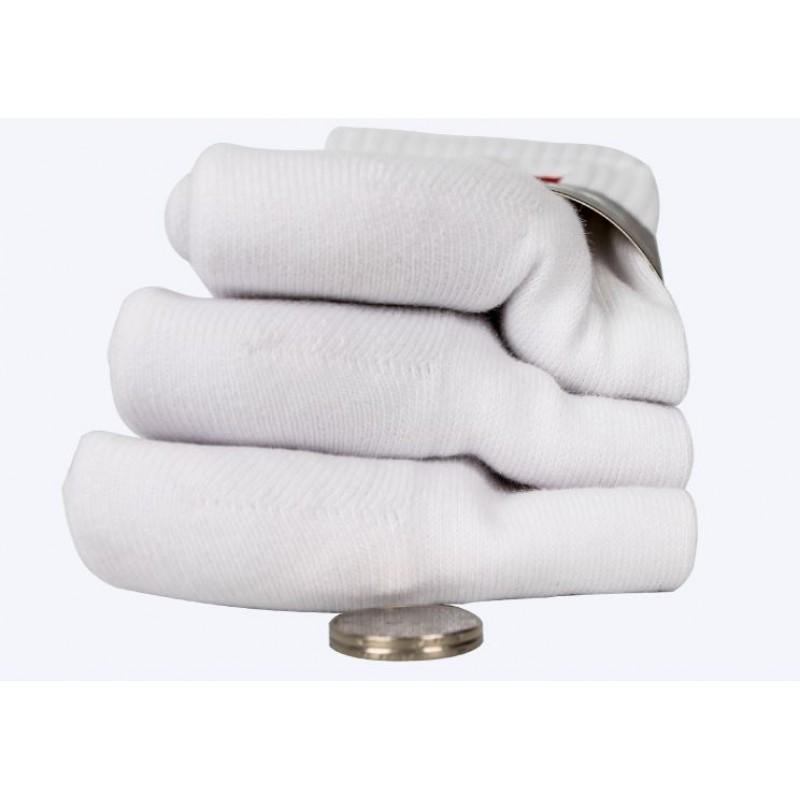 Yonex 145117 Logo 3pcs Bundle Socks
