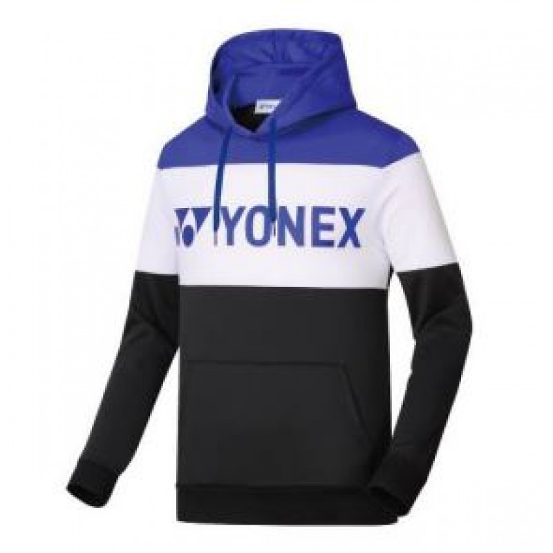 Yonex 15020TR-007 Unisex Hooded Sweatshirt (Taiwan)