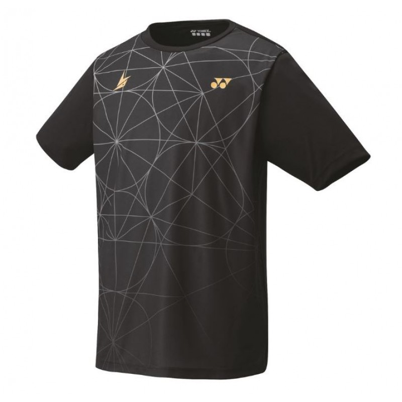 Yonex 16436-BK Lin Dan Collection Training T-Shirt