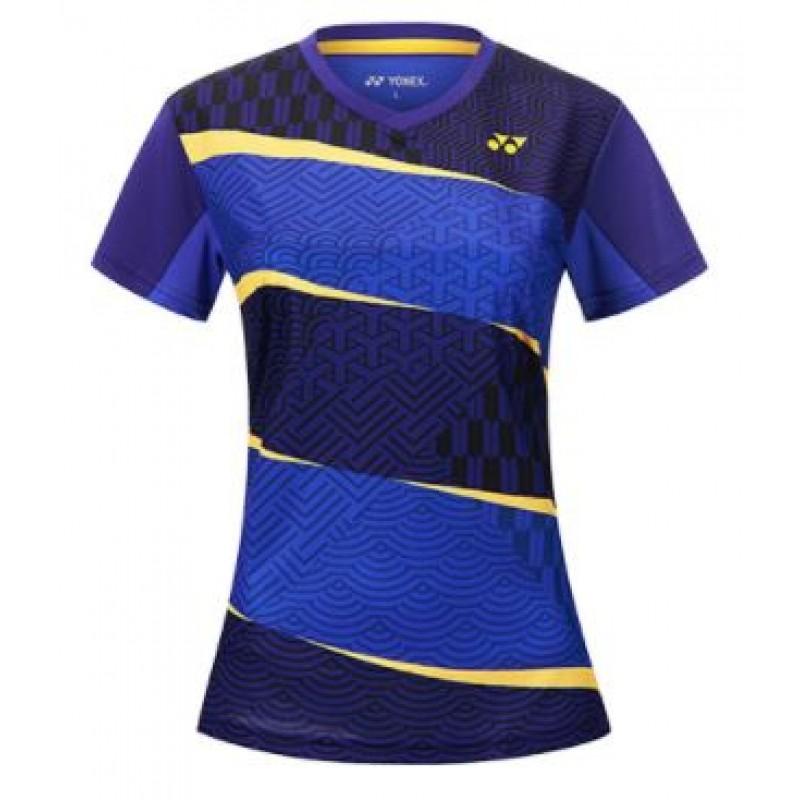 Yonex 210580BL Ladies Game Shirt