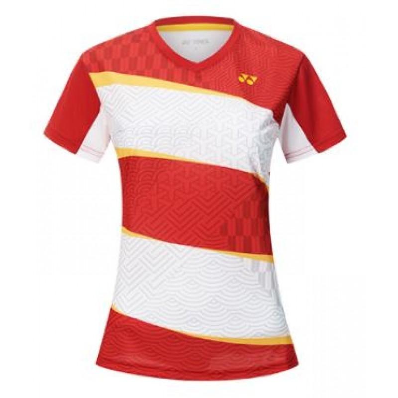 Yonex 210580RD Ladies Game Shirt