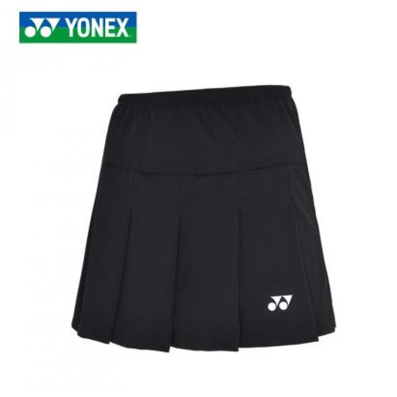 Yonex 220100BK Ladies Game Skirt