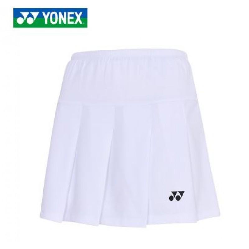 Yonex 220100WH Ladies Game Skirt