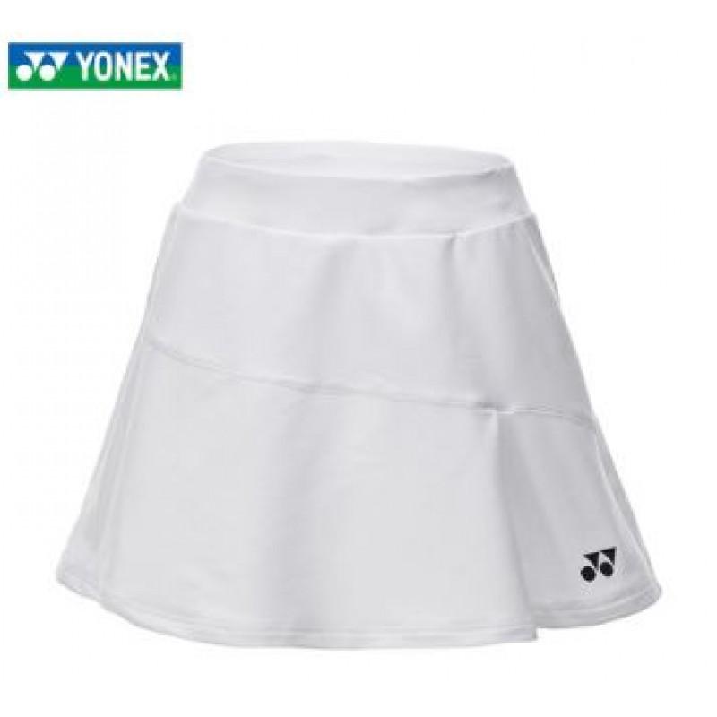 Yonex 220110WH Ladies Game Skirt