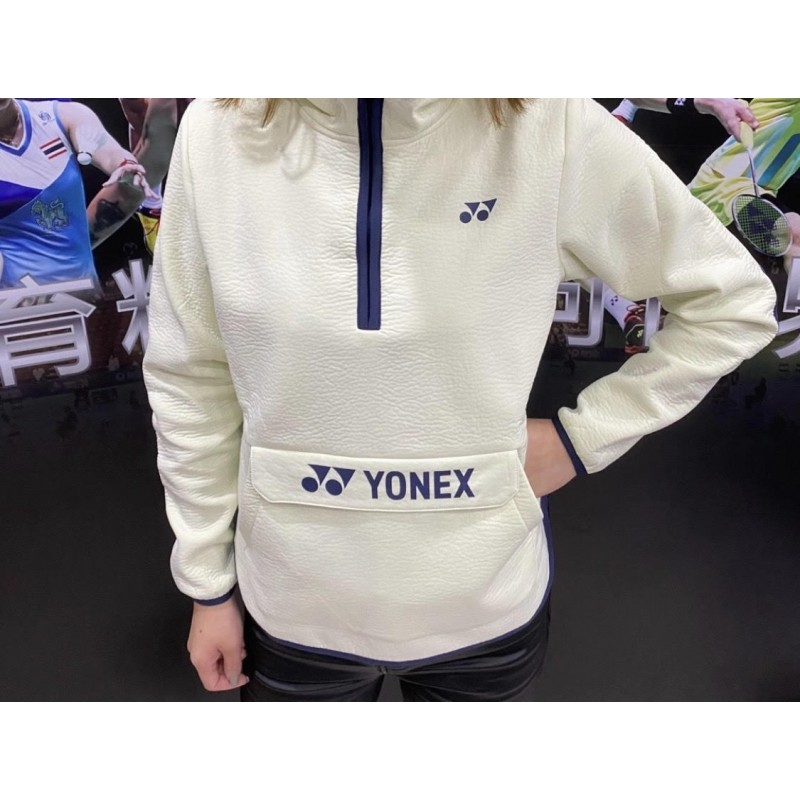 Yonex 150220-WH Men Sweatshirt