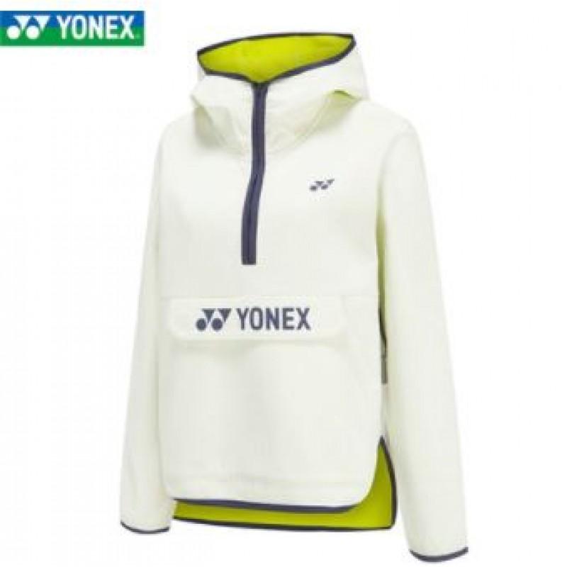 Yonex 250220-WH Ladies Sweatshirt