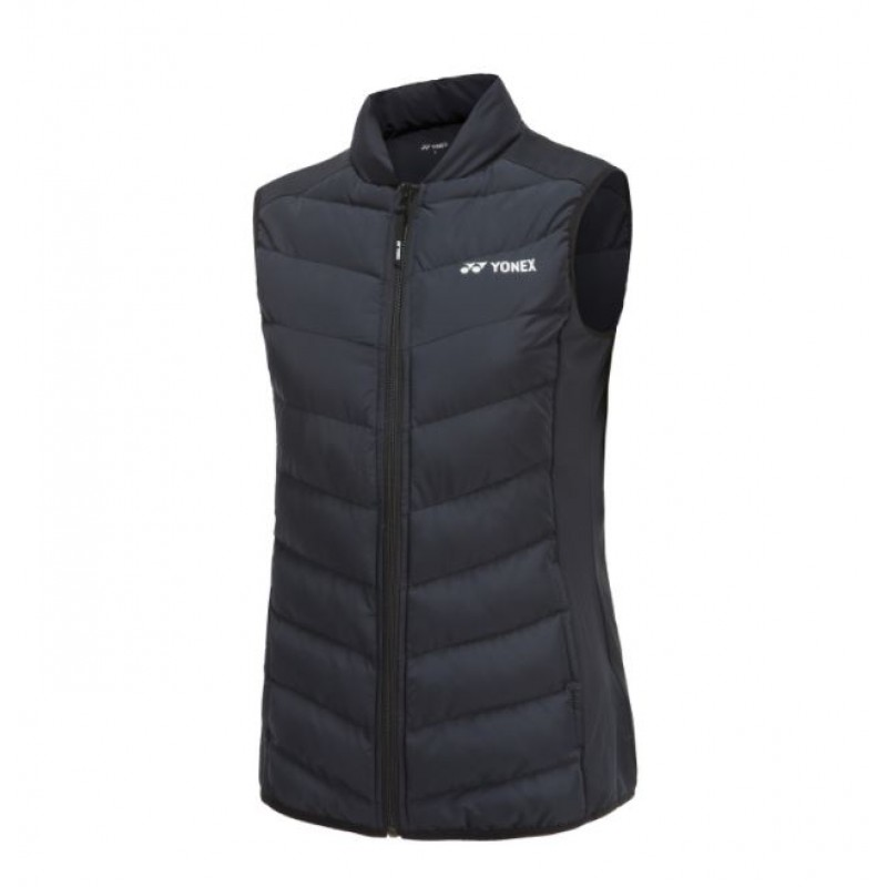 Yonex 290010 Ladies Down Sleeveless Jacket