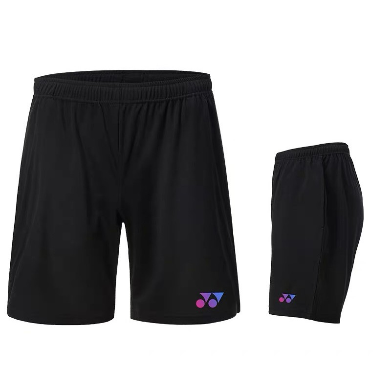 Yonex 8067-BK Men's Badminton Shorts