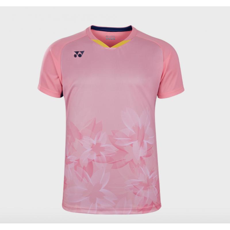 Yonex 10378EX-PK Sakura Patten Men Game Shirt