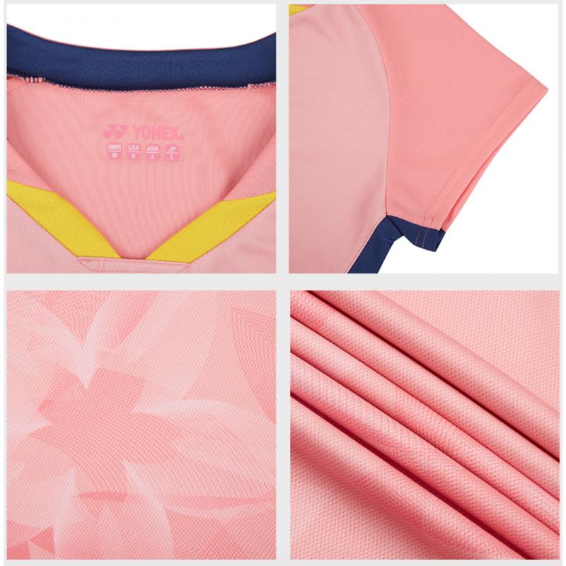 Yonex 20566EX-PK Sakura Patten Ladies Game Shirt