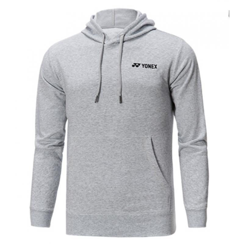 Yonex 150379 Mens Hooded Sweat T-Shirt