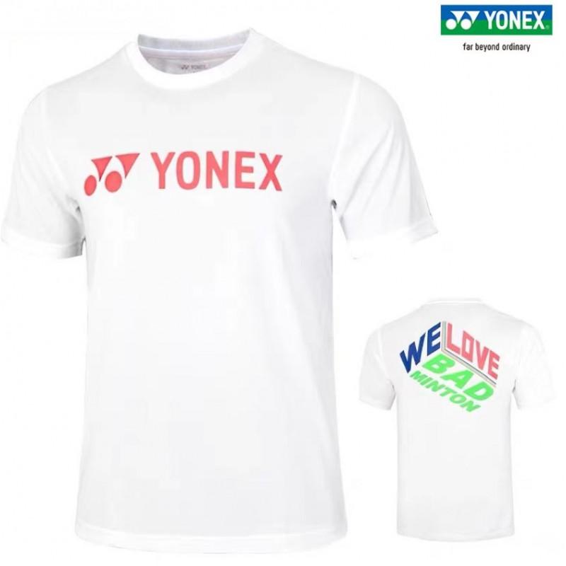 "Yonex ""We Love Badminton"" Training -Shirt"