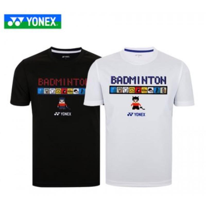 Yonex Unisex Badminton Cartoon Training T-Shirt