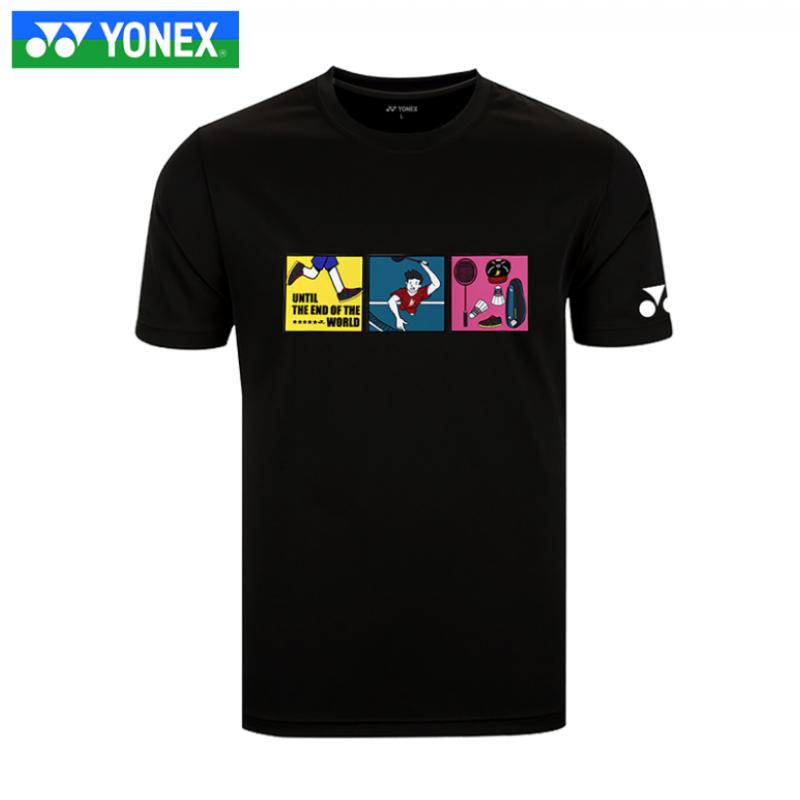 Yonex 10039LD Lin Dan Cartoon Training T-Shirt