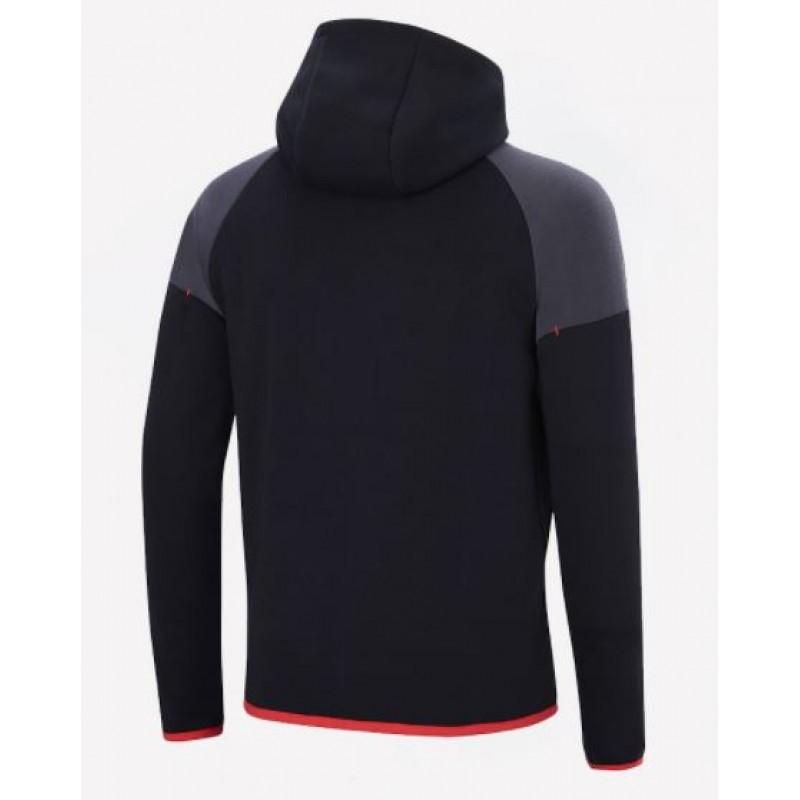 Yonex Ladies Hoodie Jacket 250057BCR-R