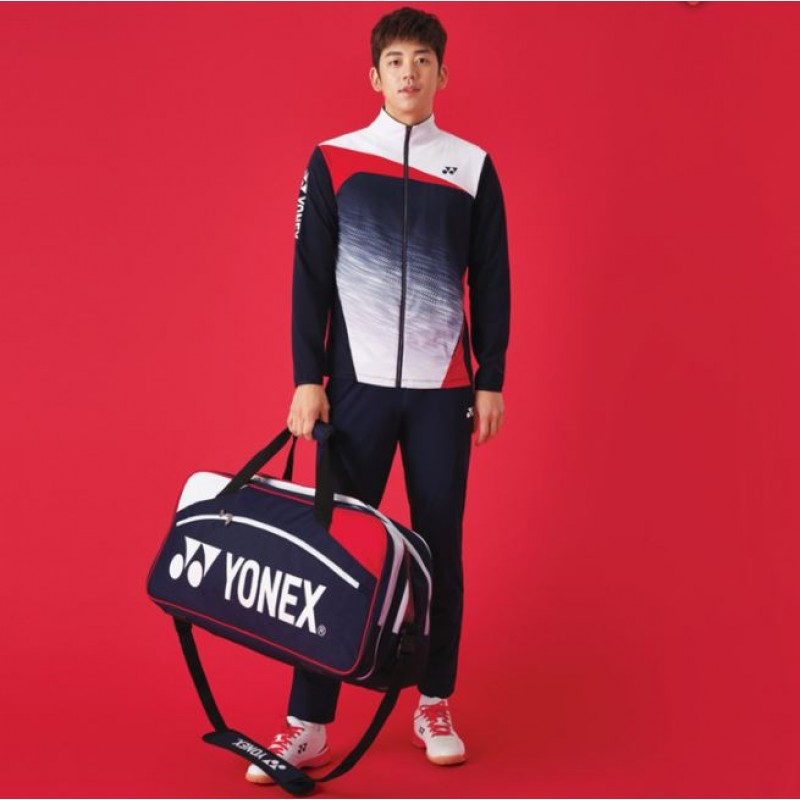 Yonex Men Warm Up Jacket (Korean Line)