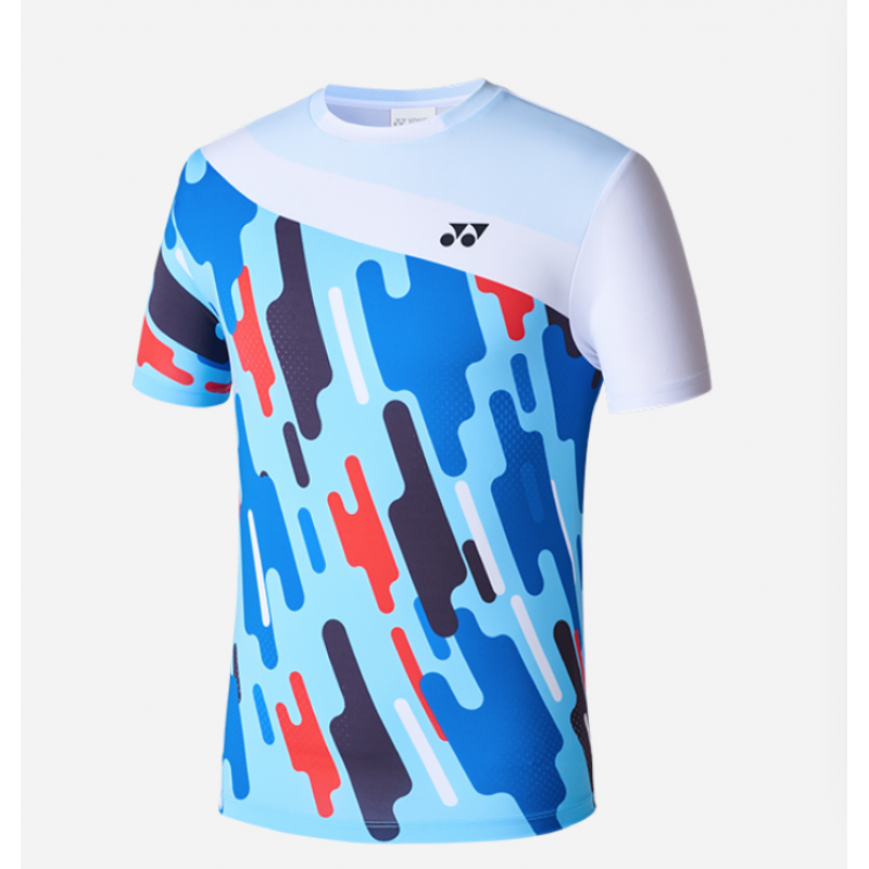 Yonex 92TS007M Unisex Men Game Shirt (Korean Version)