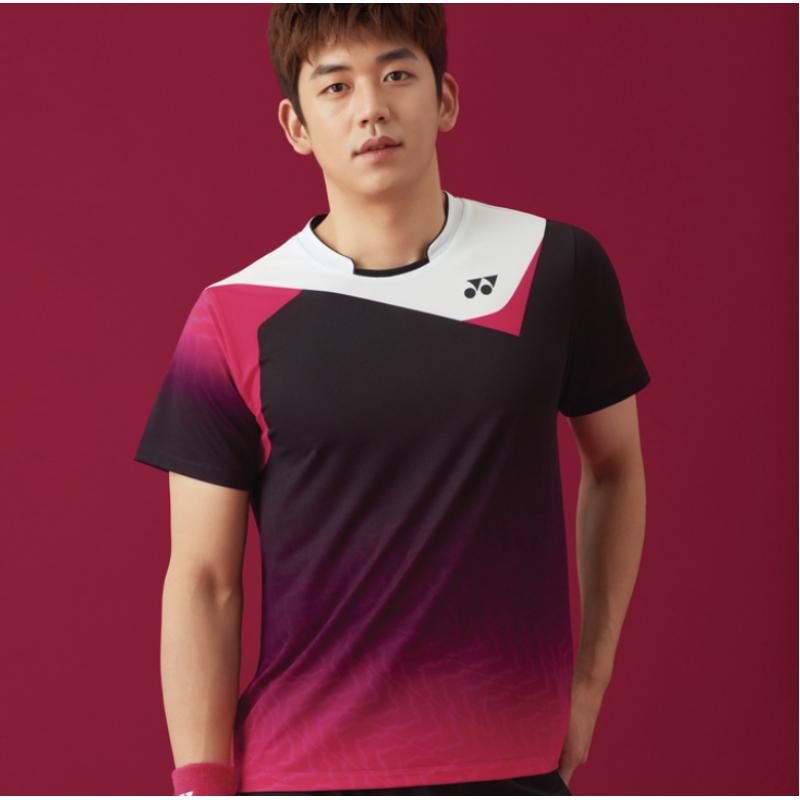 Yonex 91TS019M Men Game Shirt (Korean Version)