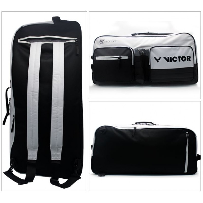 Victor BR3603A Rectangular (Back Pack) Racquet Bag