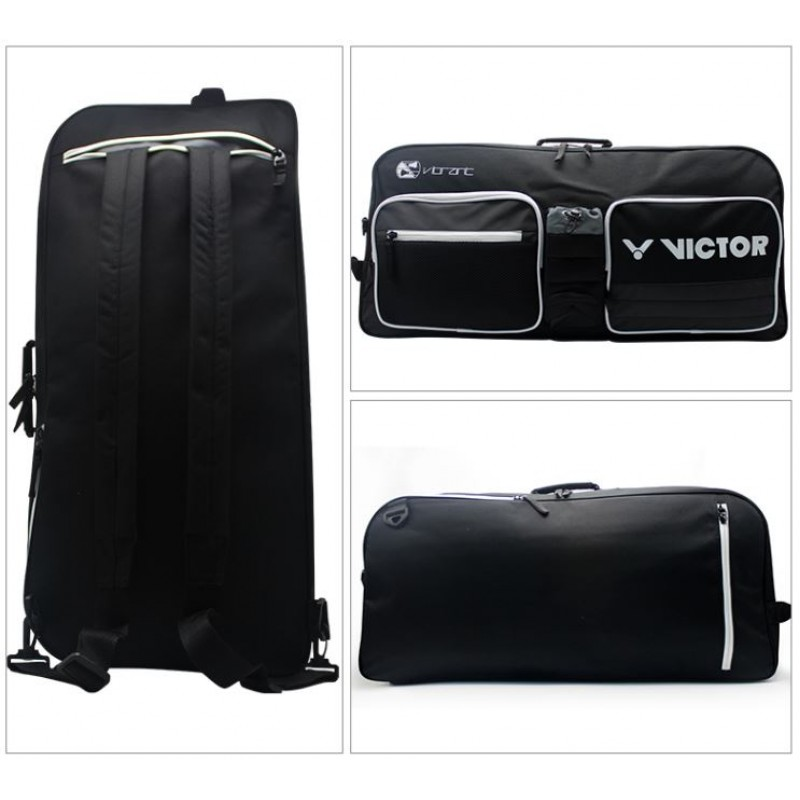 Victor BR3603C Rectangular (Back Pack) Racquet Bag