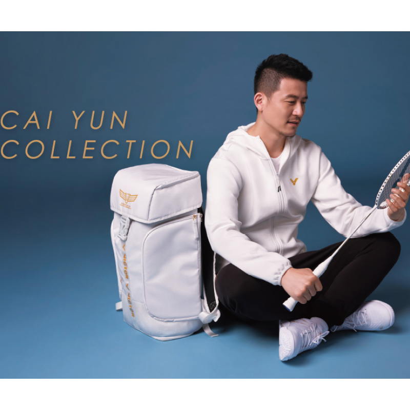 Victor x Cai Yun Collection BRCY200-BL Back Pack