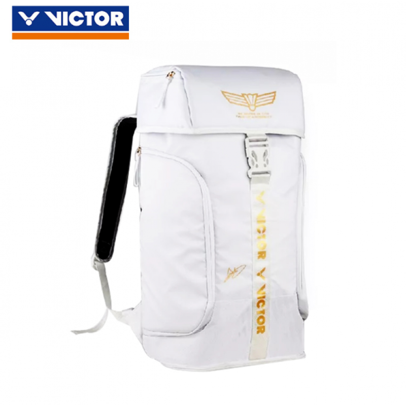 Victor x Cai Yun Collection BRCY200-WH Back Pack