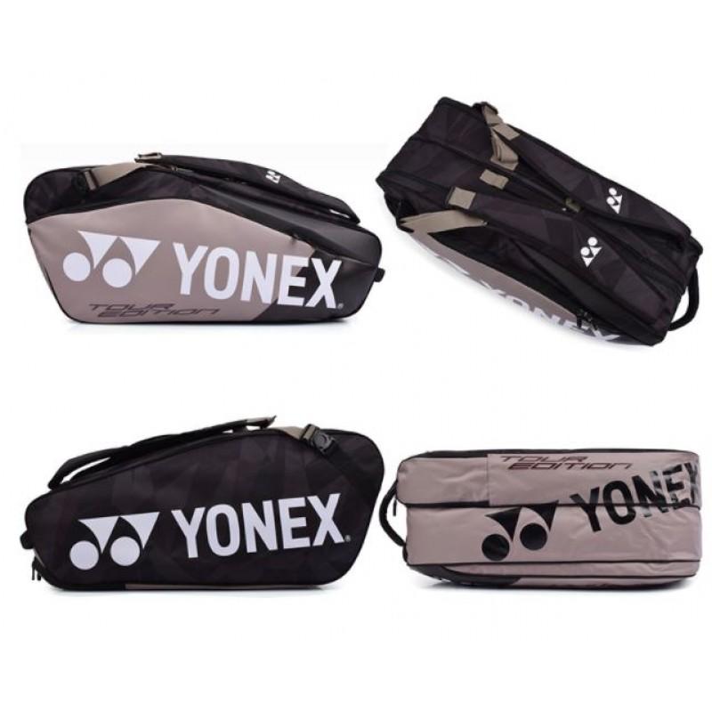 Yonex BAG9826EX-PG Pro Racquet Bag (6pcs)