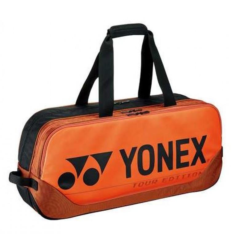 Yonex BAG92031WEX-OR Tour Edition Rectangular Racquet Bag