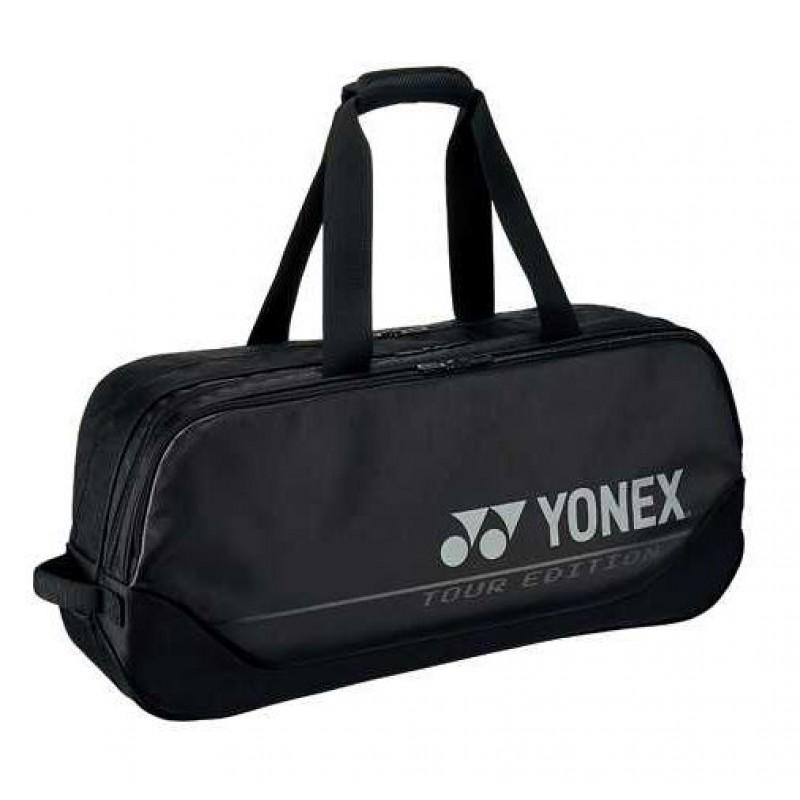 Yonex BAG92031WEX-BK Tour Edition Rectangular Racquet Bag