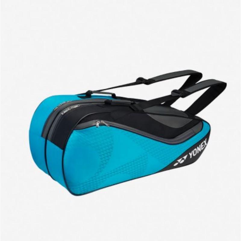 Yonex BAG8726EX-AQ 6pcs Badminton Racquet Bag