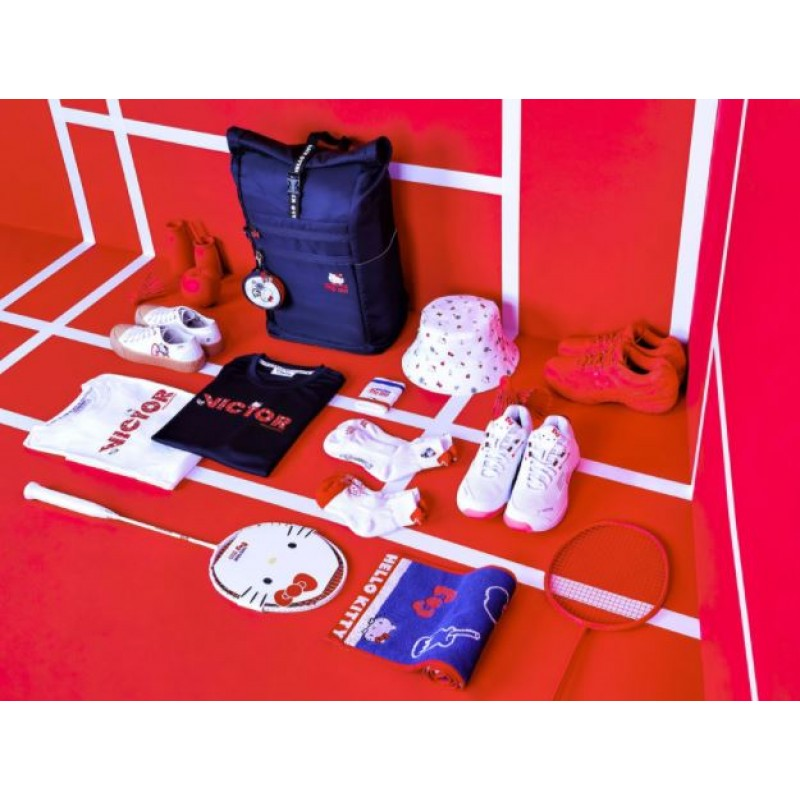 Victor x Hello Kitty Collection Back Pack (Pre Order)