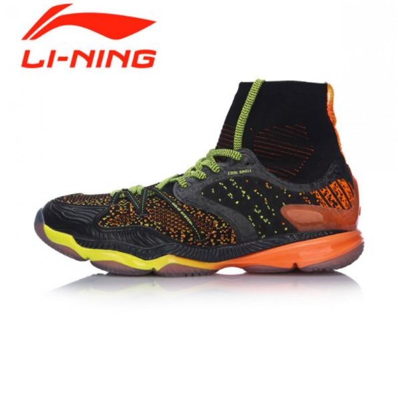 Li Ning AYAM009-B Professional Badminton Shoes