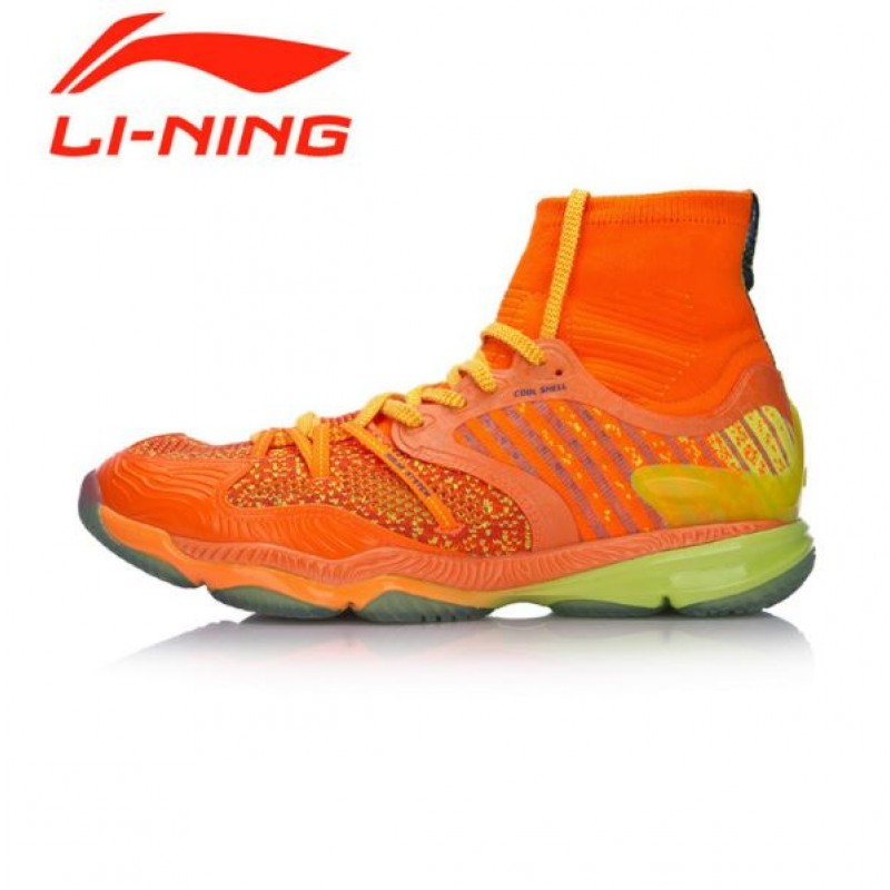 Li Ning AYAM009-O Professional Badminton Shoes