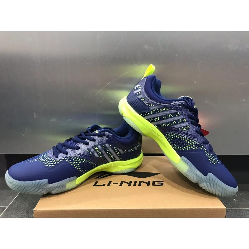 Li Ning AYAN017-1S Professional Badminton Shoes