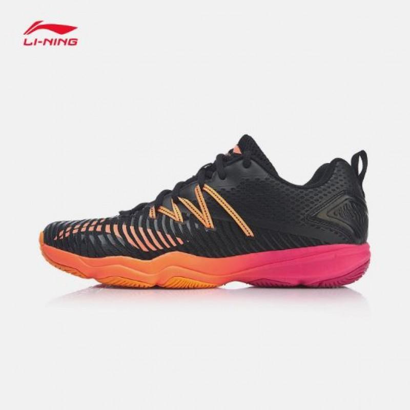 Li Ning Ranger TD AYTP015-BK Badminton Shoes