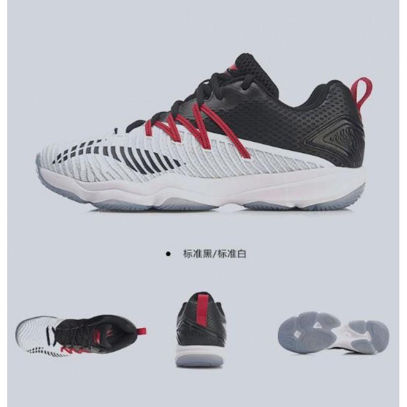 Li Ning Ranger TD AYTP015-WH Badminton Shoes