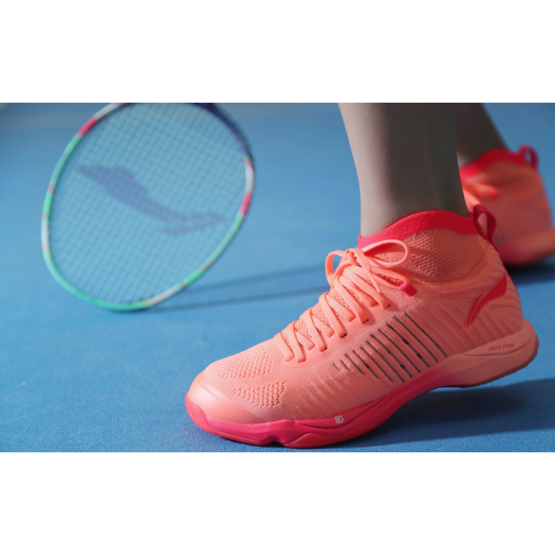 Li Ning AYAN018-2 Ladies Professional Badminton Shoes
